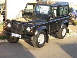 land rover defender black land rover defender 90 td5 black 18th february 2004 at str u2026 flickr