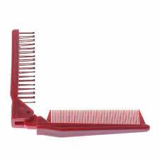 Sisir Pria 10 merk sisir lipat pomade yang bagus untuk mengatur rambut