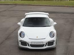 porsche cars white stock tom hartley jnr