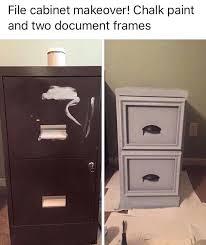 locking file cabinet walmart desk with locking file cabinet metal file cabinet makeover posted