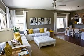 Living Room And Dining Room Combo Decorating Ideas Home Interior - Dining and living room design