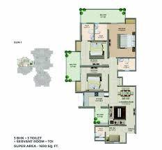 3 Bhk Apartment Floor Plan by 100 3 Room Flat Floor Plan 3 Bedroom Apartment House Plans