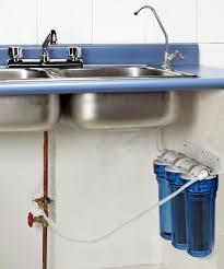 Under Sink Water Filter Faucet - Water filter for bathroom sink