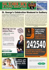 sudbury u0026 long melford community news march 2017 by keith avis