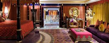 burj al arab jumeirah stay at the most luxurious hotel in the world