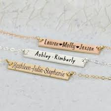 kids name necklaces 86 best personalized necklaces images on personalized
