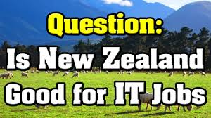 New Zealand Job Interview Question Is New Zealand Good For It Jobs Youtube