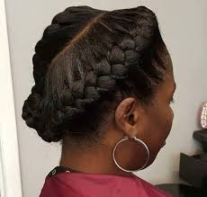 goddess braids hairstyles updos 55 of the most stunning styles of the goddess braid