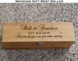wedding engraved gifts wedding gift wine etsy