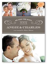 wedding announcement cards 4x5 wedding cards flat wedding announcements shutterfly
