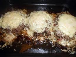 cuisiner steak haché recette de steak haché aux fromage