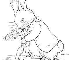 100 ideas peter rabbit coloring pages emergingartspdx