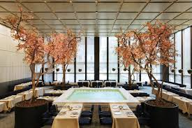 new york u0027s four seasons restaurant awarded first design icon