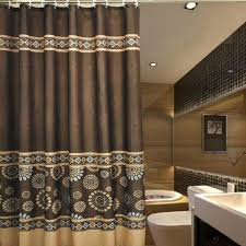 luxury shower curtains stylish luxury shower curtains with
