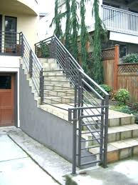 interior railings home depot outdoor stair railing kit wpdeals me