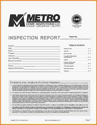 sample house inspection report home inspection report home inspection report form jpg