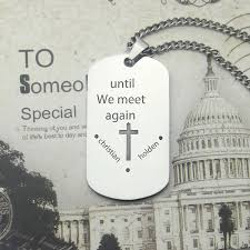 remembrance dog tags remembrance dog tag gifts