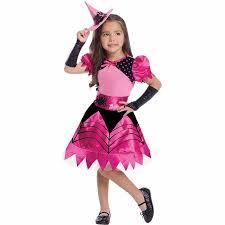 Magenta Halloween Costume Barbie Witch Child Halloween Costume Walmart