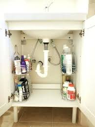 under bathroom sink organization ideas under bathroom sink organization ideas bathroom sink storage ideas
