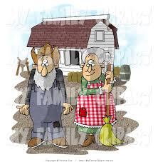 A Cartoon Barn Royalty Free Cartoon Stock Family Designs