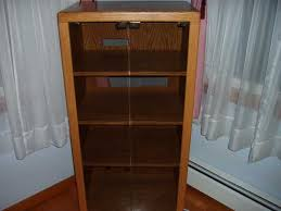 Stereo Cabinet Glass Door Stereo Cabinet Used 75 Somerset Ma Adsinusa