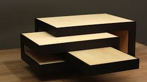 Modular Coffee Table Modular Coffee Table Design Reinier De Jong
