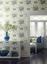 waverly cottage by waverly wallpaper york wallcovering products