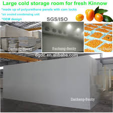 pu insulation fruit cold storage room for fresh kinnow buy cold
