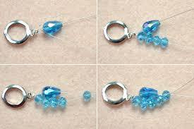 beading bracelet crystal images Cool inspiration how to make a beaded bracelet tutorial diy easy jpg