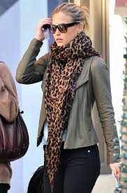 louis leapord stole scarf goes with everything fashion