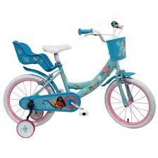 siege bebe avant velo vélo vaiana 16 pouces avec panier avant et porte bébé