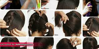 step by step twist hairstyles french twist hairstyle step by step b g fashion