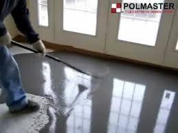floor self levelling