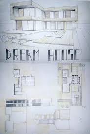 house drawings plans beautiful modern homes small contemporary house plans free