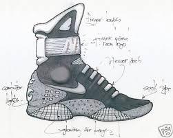 en exceptional sneaker the nike mag u2014 steemit