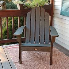 Adirondack Chair Place Card Holders Amazon Com Highwood Classic Westport Adirondack Chair Weathered