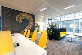 Office Wall Design Betfair Offices Hammersmith Embankment Office Design U0026 Fit Out