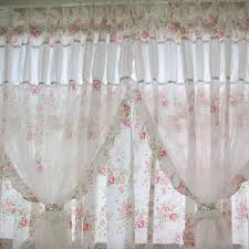 Shabby Chic Valance by 129 Best Shabby Curtains Images On Pinterest Curtains Shabby