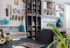 Craft Room Makeovers - craft room reveal orc week 6 nelidesign