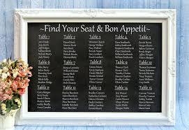 wedding reception seating chart building your wedding seating chart the do s and the don ts nyc