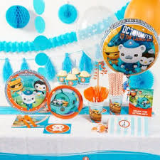 octonauts party supplies buy the octonauts party supplies party pack for 24 in cheap price