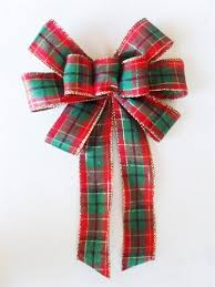 plaid 40 8 loop bows wholesale bows wreath bows how to
