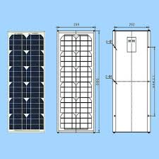 solar panel diagram from china manufacturer ningbo huashun solar