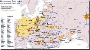 Eastern European Map by Europe Map And Satellite Image World Roundtripticket Me
