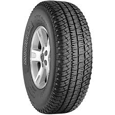 michelin light truck tires michelin 08115 ltx a t 2 tire light truck suv crossover all