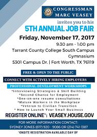Job Res by 5th Annual Job Fair Congressman Marc Veasey