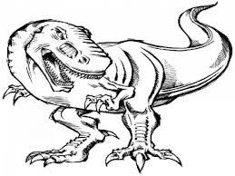 skeleton coloring dinosaur page in grig3 org