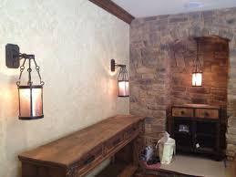 rustic wall sconce lighting wall sconces rustic santa barbara by steven handelman studios