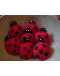 deal on bug ornaments ladybug bowlfillers