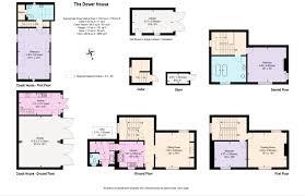 Coach House Floor Plans by 3 Bedroom Semi Detached House For Sale In Brockhampton Cheltenham